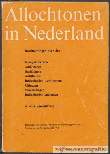 rapport - Vijfeeuwenmigratie.nl