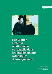 L'éducation affective, relationnelle et sexuelle dans les - ECA ...