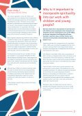 How to help young people explore and develop their spirituality - Page 5