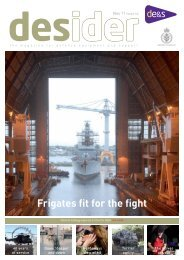 Frigates fit for the fight - Ministry of Defence