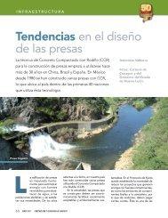 Tendencias en el diseño de las presas - Instituto Mexicano del ...