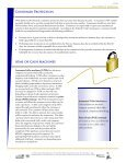 Electronic Banking Infromation Sheet - Page 2