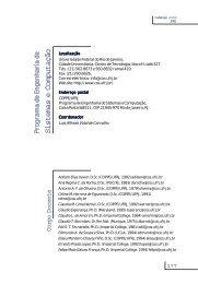 Catálogo COPPE - UFRJ