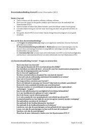 Docentenhandleiding Vooruit! (versie 10 november 2011 ... - NT2.nl