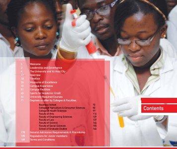 1 University of Ghana