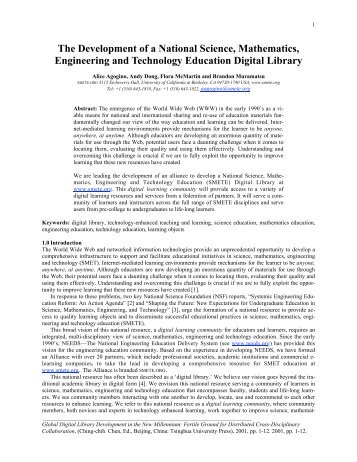 View PDF - Berkeley Expert Systems Technology Lab