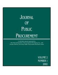 volume 2, issue number 1 - ippa.org - International Public ...