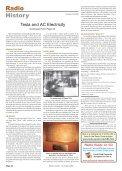 Radio Guide - Tesla Society Switzerland - Page 3