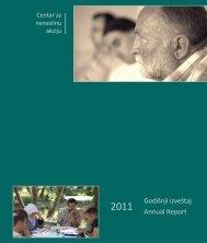 preuzmite kompletan izveštaj u pdf formatu - Centre for Nonviolent ...