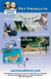 Download Catalog - Proguard Pets