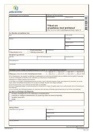 AB 211 - Tilbud om ansættelse med løntilskud - klxml