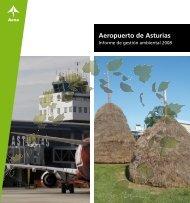 Informe de gestión ambiental 2008 (PDF 4,30 MB) - Aena Aeropuertos