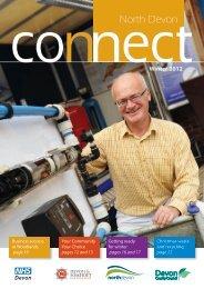 Winter 2012 printed version - North Devon District Council
