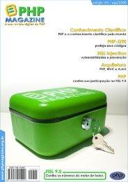 PHP Magazine - 5a Edição - - Hudson Costa