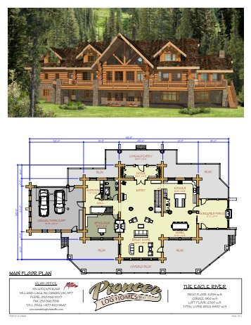 pioneer log homes of bc. Black Bedroom Furniture Sets. Home Design Ideas