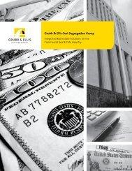 Grubb & Ellis Cost Segregation Group