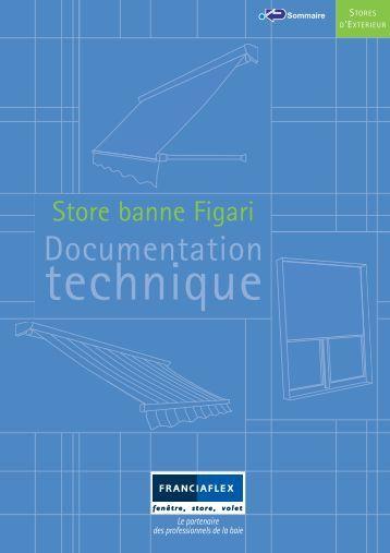 Store corbeille franciaflex conseils sur les stores - Store banne franciaflex ...