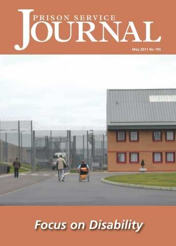 Focus on Disability - Centre for Crime and Justice Studies