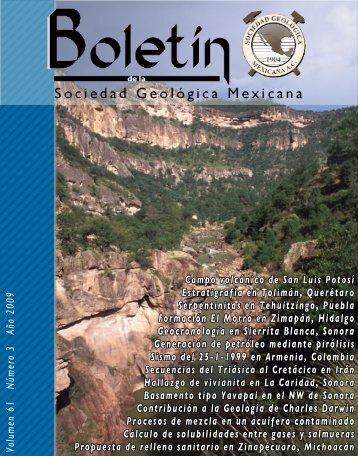 Portada, forros, índice/Frontcover - Boletín de la Sociedad ...