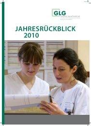4. Kapellenkonzert - GLG mbH - Gesellschaft für Leben und ...