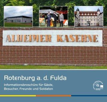 Standortbroschüre FüUstgBtl 286 - Bundeswehr