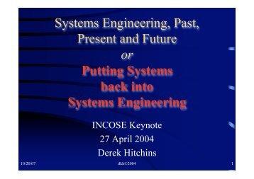 Systems PhilosophyP.pdf - Systems World