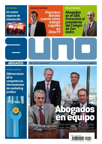 Abogados en equipo - Chambers and Partners