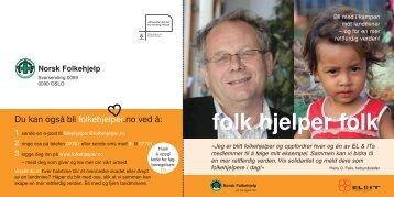 Brosjyren fra Norsk Folkehjelp (408.98 KB) - El og it forbundet