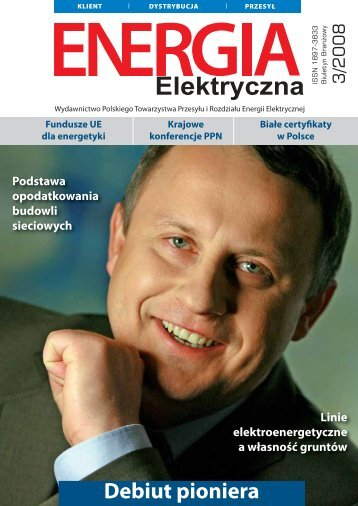 numer 3/2008 - E-elektryczna.pl