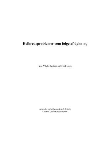 Inge Vibeke Poulsen og Svend Lings - BAR - service og ...