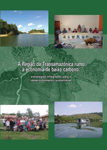 A Região da Transamazônica rumo à economia de baixo carbono: