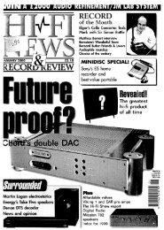 Quad ESL 57 Hi Fi News Jan 2000 - meridian-audio[.info]