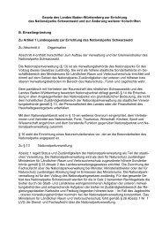 Einzelbegründung zu Abschnitt 4 (PDF) - Beteiligungsportal Baden ...