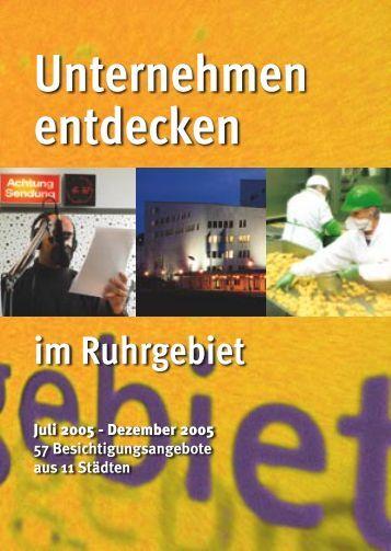 im Ruhrgebiet - Mülheim an der Ruhr