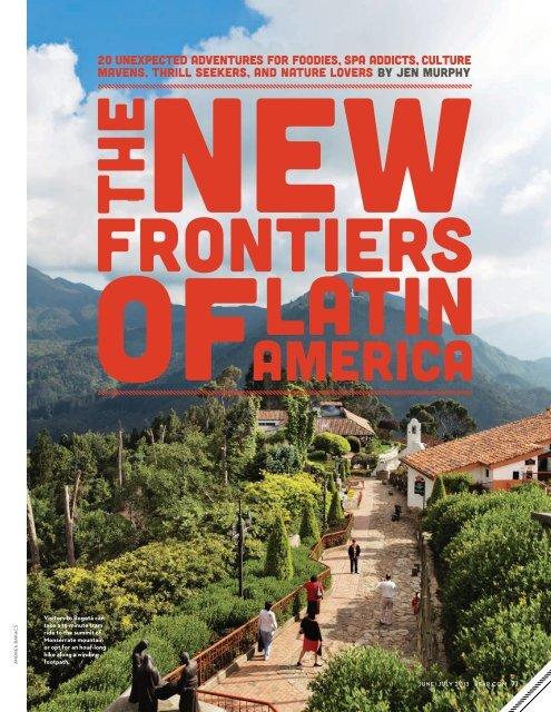 AFAR Magazine Explores Nicaragua's Emerald ... - Aqua Nicaragua