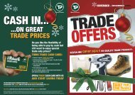 53945 Trade Offers Nov - Dec 09 Non Mail - Trademate Home Page
