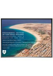 Ordenamento da Orla Costeira em Cabo Verde