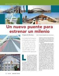 Un nuevo puente para estrenar un milenio