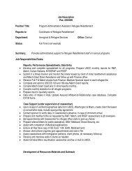 Job Description Pos. 2003090 Position Title - Catholic Charities of ...
