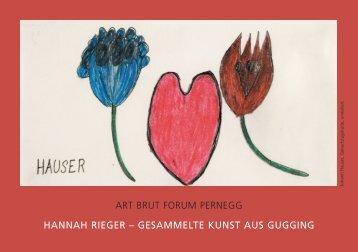 gesammelte kunst aus gugging - GLOBArt Academy 2012