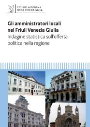 Febbraio 2009 - Sistema delle autonomie locali - Regione ...