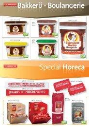 Special Horeca Bakkerij - Boulangerie Special Horeca - Lekkerland