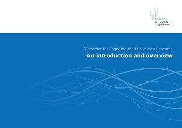An introduction and overview - National Co-ordinating Centre for ...