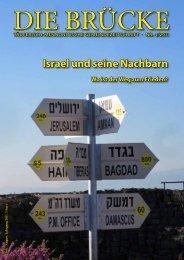 Israel und seine Nachbarn - Arbeitsgemeinschaft Mennonitischer ...