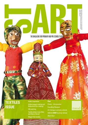 textiles issue - The National Society for Education in Art and Design