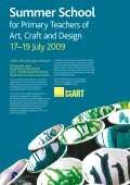 textiles issue - The National Society for Education in Art and Design - Page 2