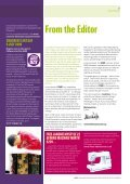 textiles issue - The National Society for Education in Art and Design - Page 5