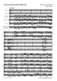 Notenbild - Ortus-Musikverlag
