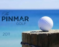 Download the Pinmar Golf Brochure