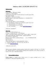 Celé znění smlouvy - z 20.06.2012 - Ministerstvo obrany